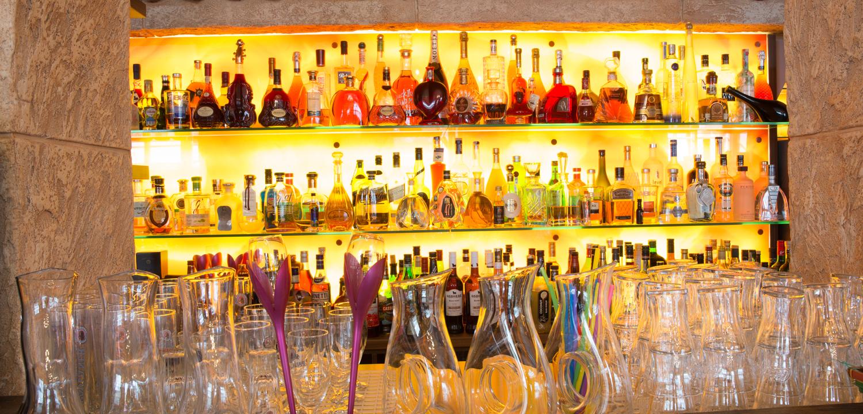 Restaurant Troja München - Bar und Theke