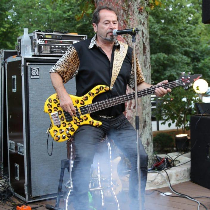 Sommerfest Troja, Peter Bassist