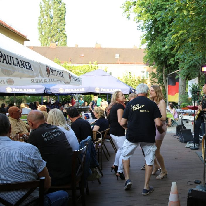 Restaurant Troja Sommerfest