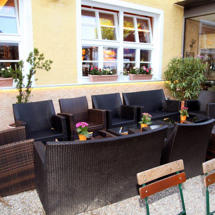 Restaurant Troja München - Lounge