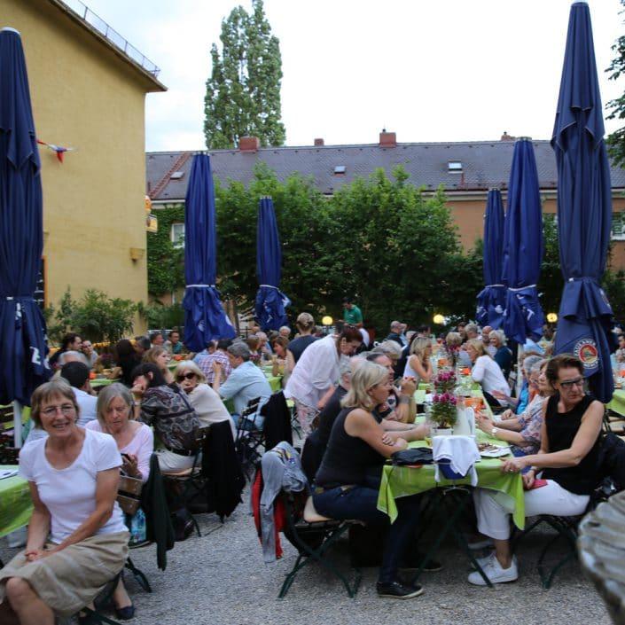 Sommerfest Troja München